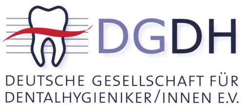 Wir sind Mitglied der Deutschen Gesellschaft für Dentalhygieniker