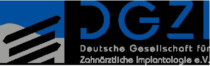 Wir sind Mitglied in der Deutschen Gesellschaft für Zahnärtzliche Implantologie